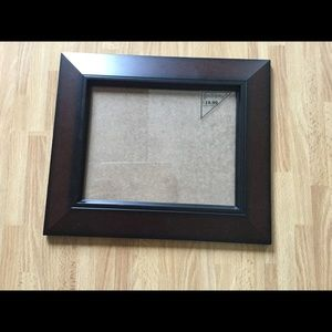 """Green tree gallery picture frame mahogany 14x12"""""""